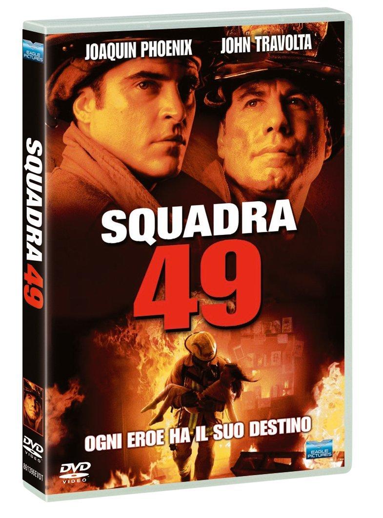 SQUADRA 49 (DVD)