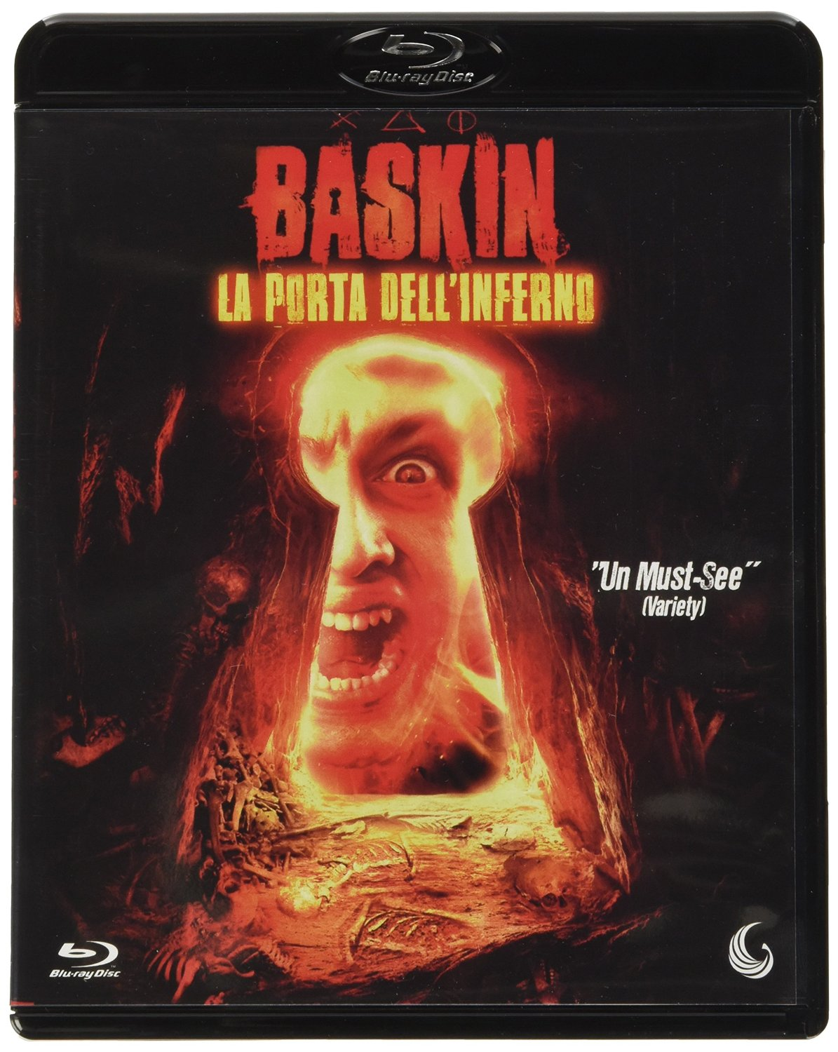 BASKIN - LA PORTA DELL'INFERNO (BLU-RAY)