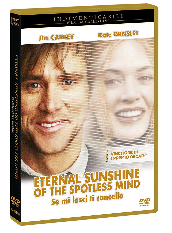 SE MI LASCI TI CANCELLO - ETERNAL SUNSHINE OF THE SPOTLESS MIND (DVD)