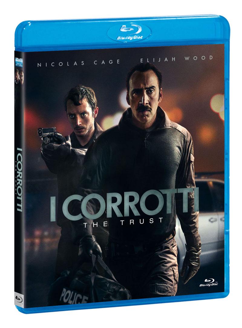 I CORROTTI - THE TRUST (BLU-RAY)