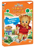 DANIEL TIGER - STAGIONE 1 - VOL. 3 - DANIEL VA IN GITA (DVD)