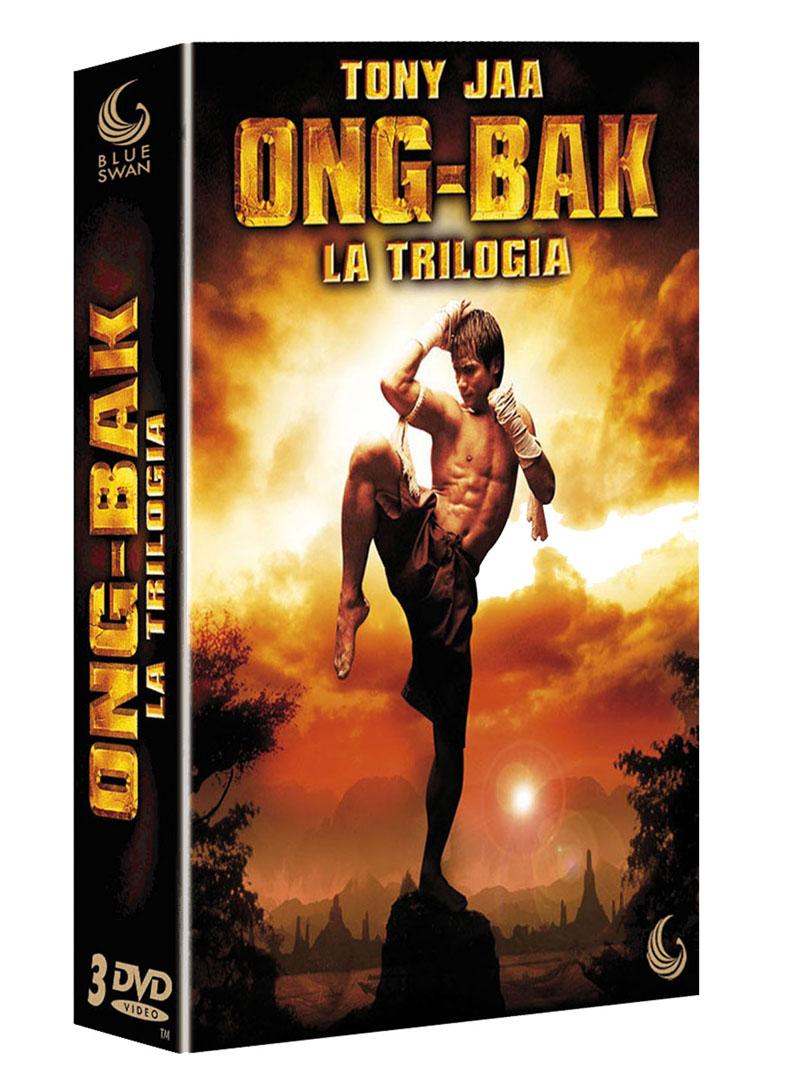 COF.ONG BAK TRILOGIA (3 DVD) (DVD)