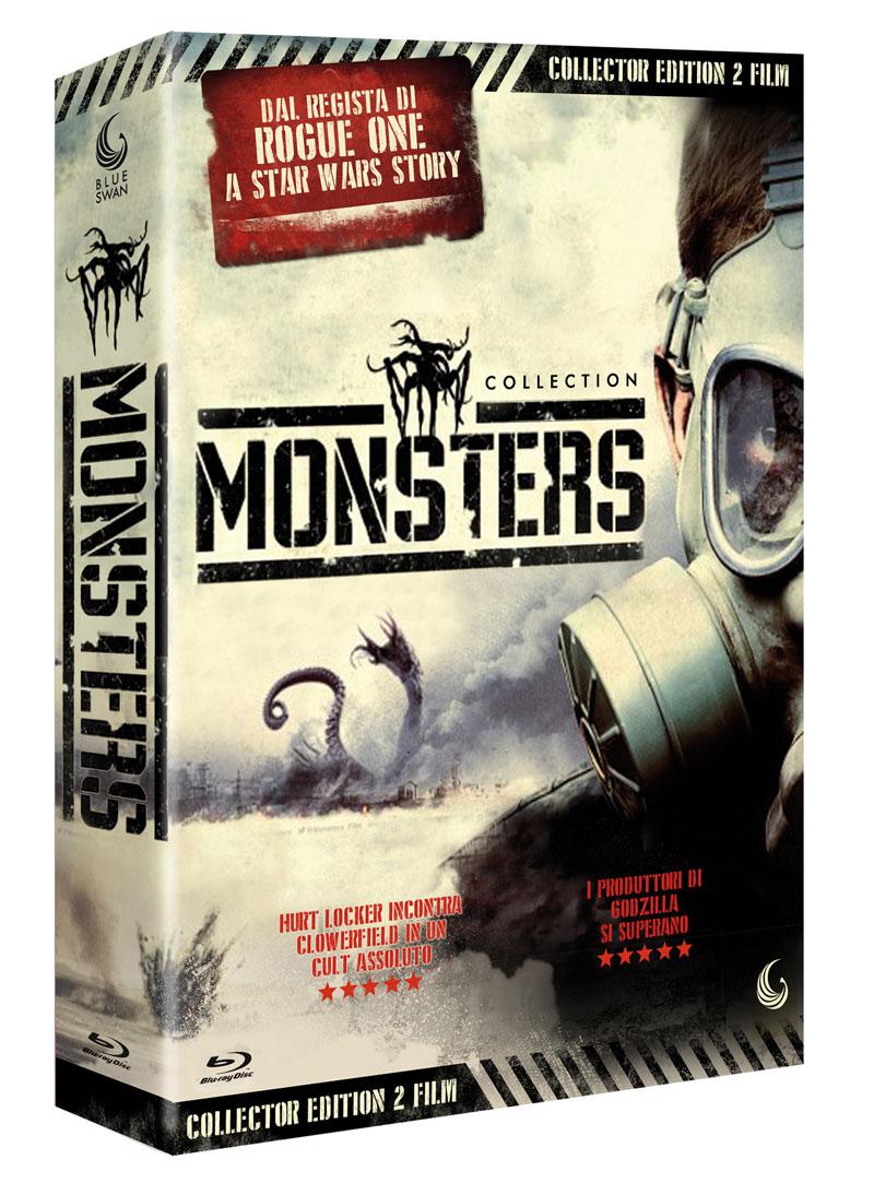 COF.MONSTERS / MONSTERS - DARK CONTINENT (2 DVD) (DVD)