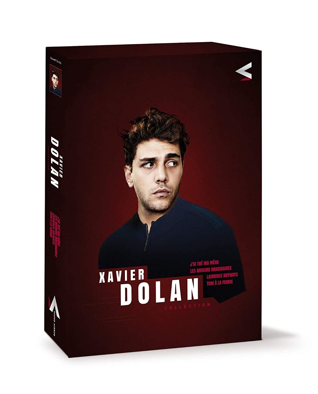 COF.XAVIER DOLAN COLLECTION (4 DVD) (DVD)