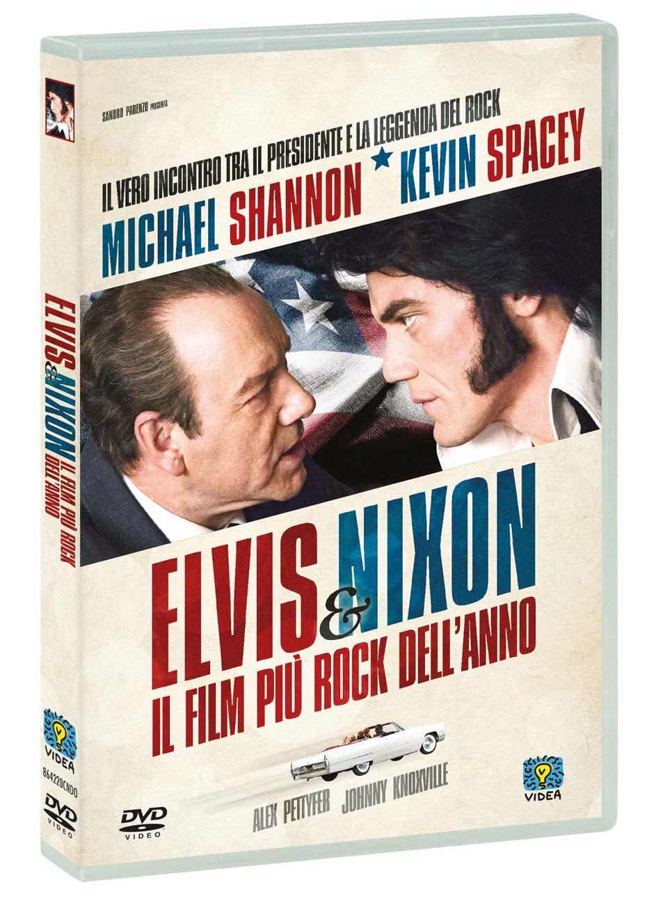 ELVIS & NIXON (DVD)