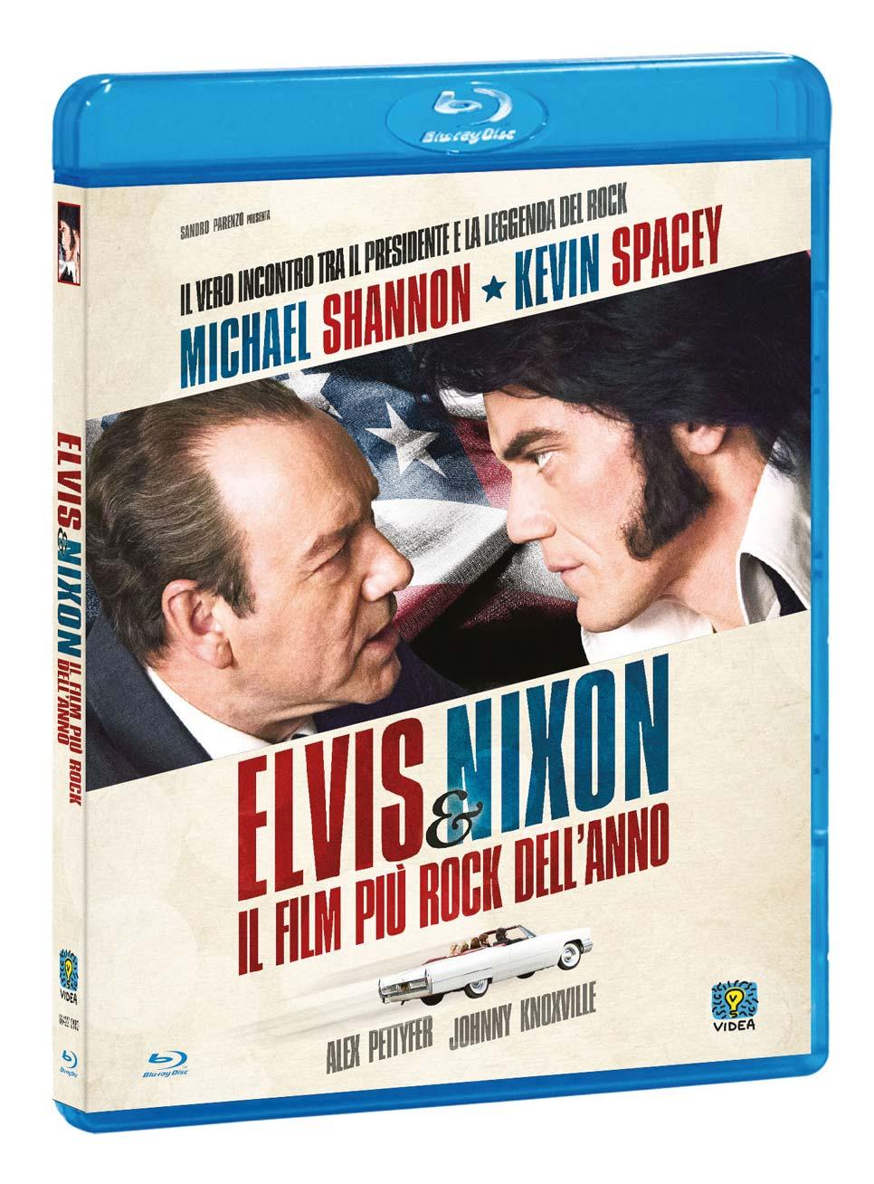 ELVIS & NIXON - BLU RAY