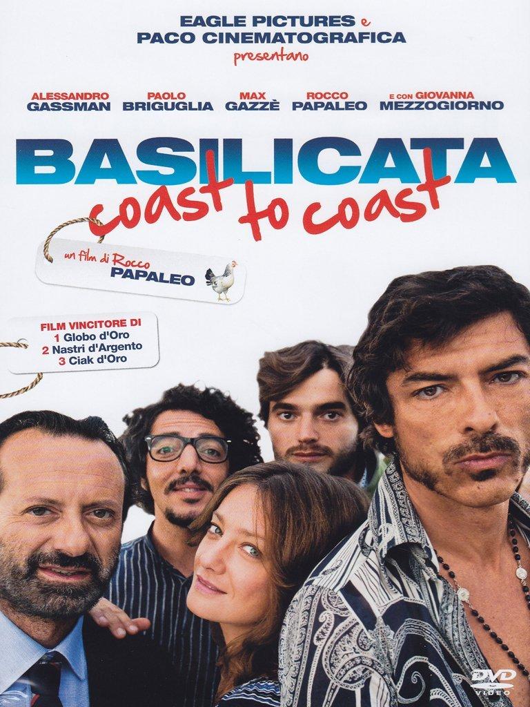 BASILICATA COAST TO COAST (DVD)