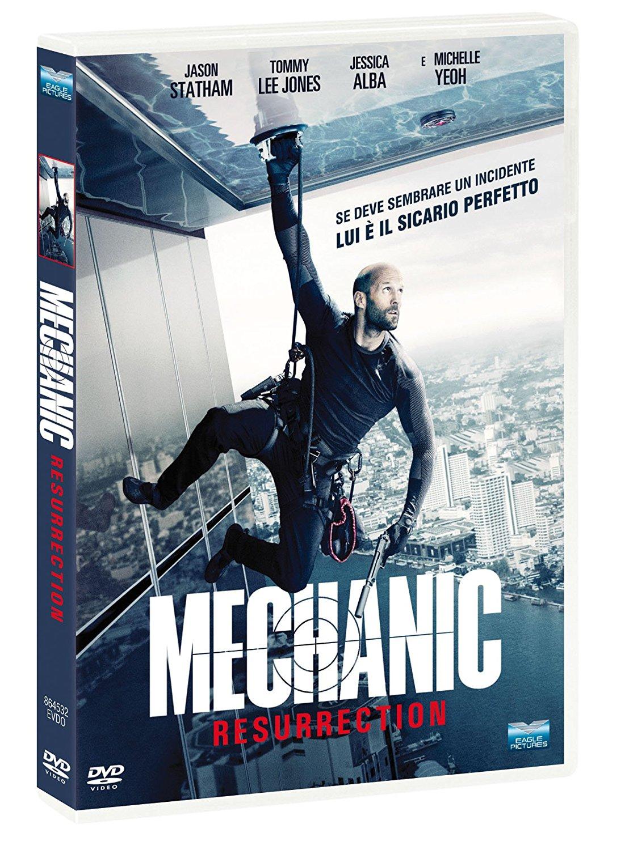 MECHANIC - RESURRECTION (DVD)