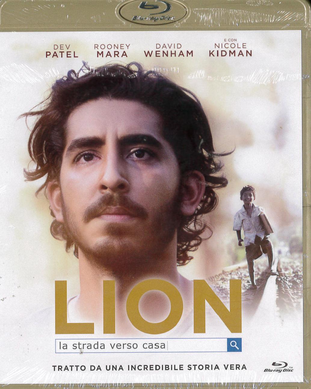 LION - LA STRADA VERSO CASA - BLU RAY