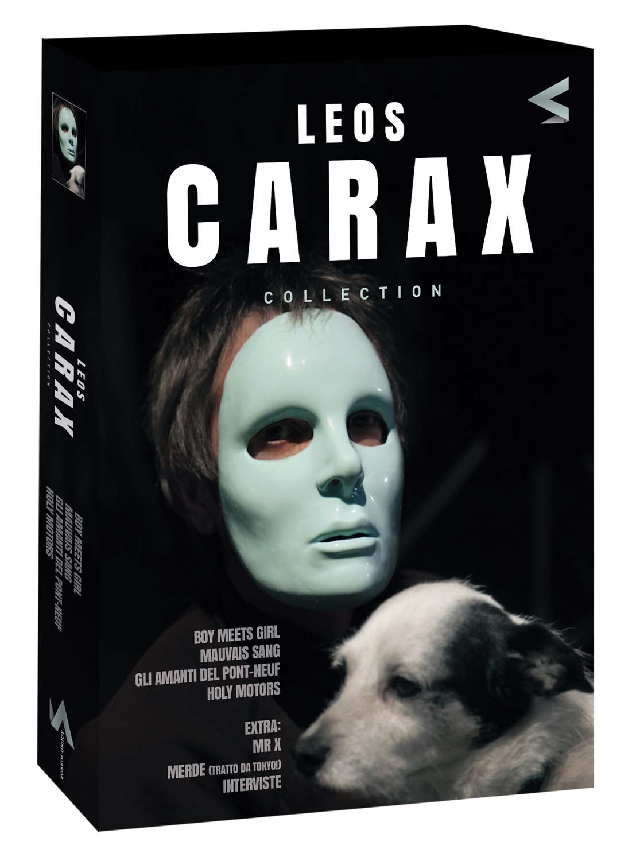 COF.LEOS CARAX (5 DVD) (DVD)