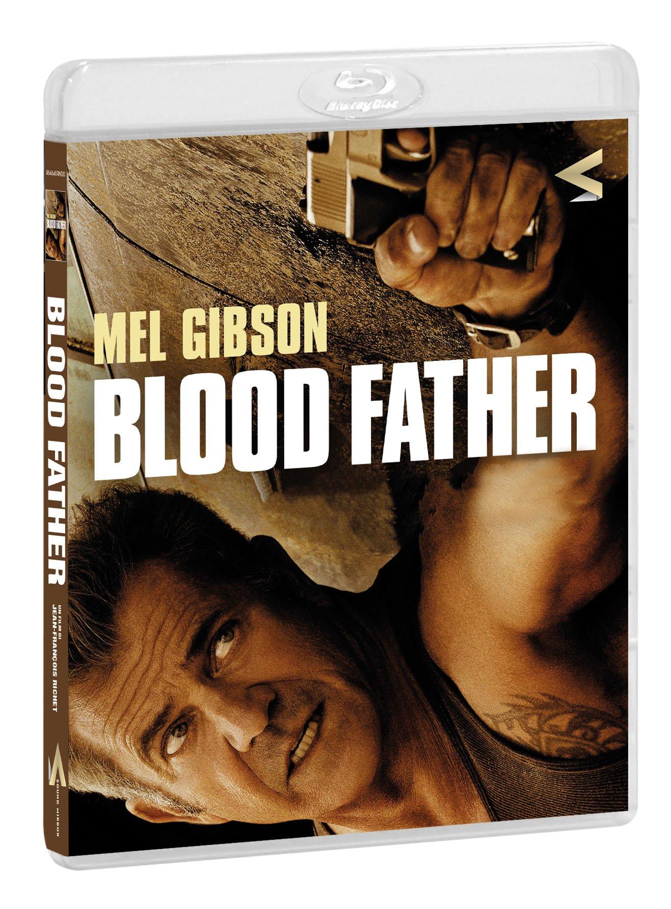 BLOOD FATHER - BLU RAY