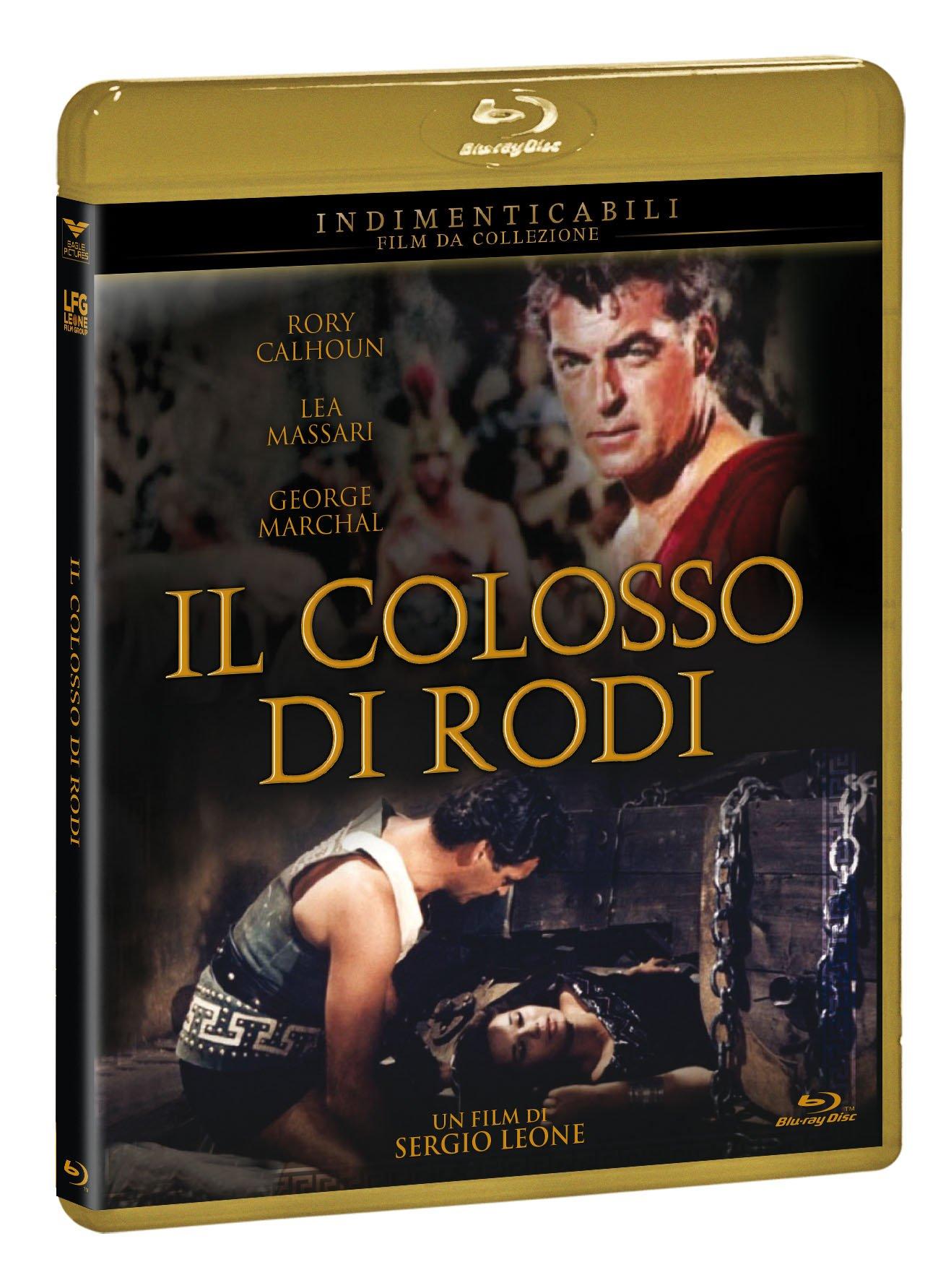 IL COLOSSO DI RODI (INDIMENTICABILI) - BLU RAY