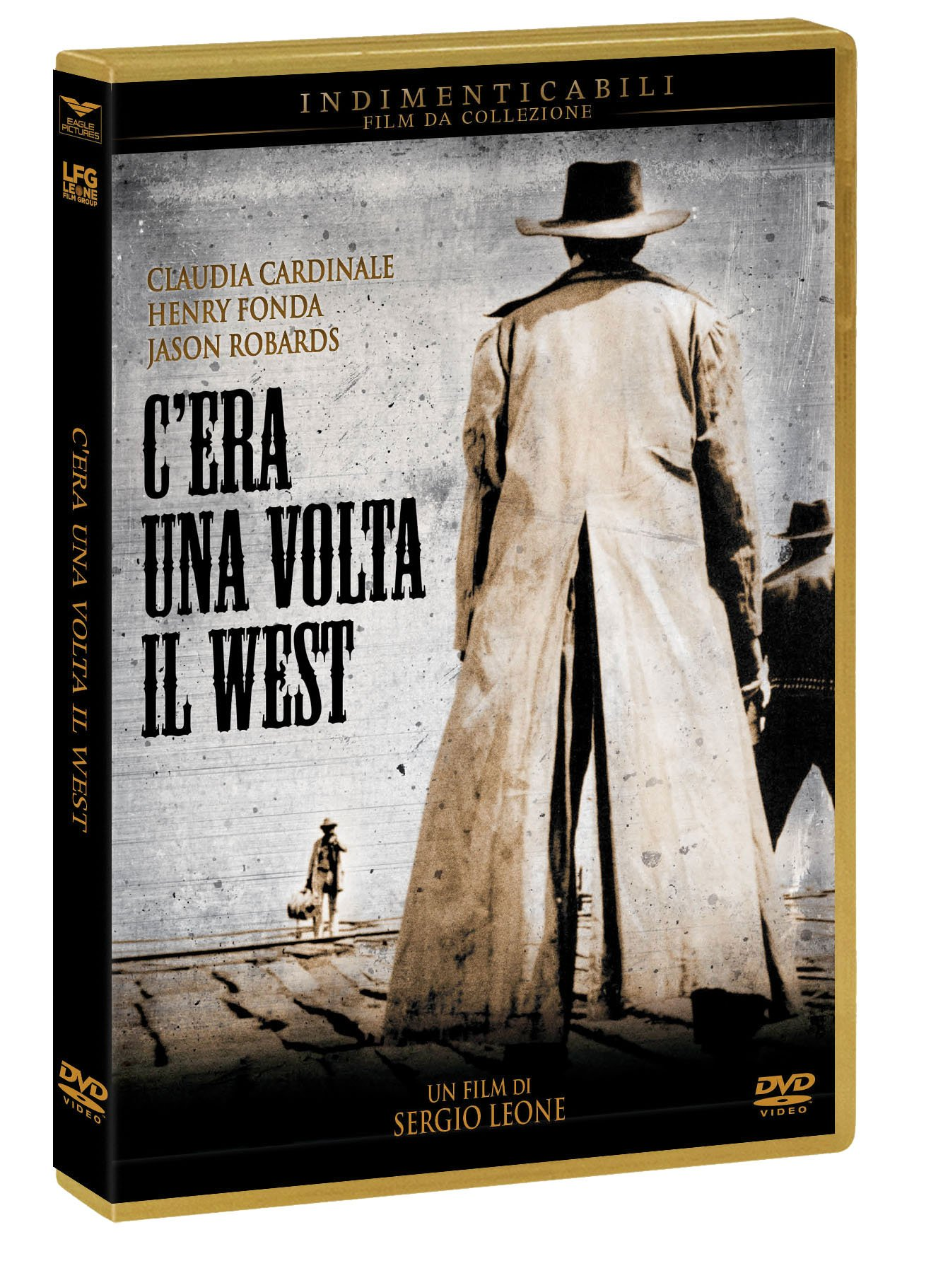 C'ERA UNA VOLTA IL WEST (INDIMENTICABILI) (DVD)
