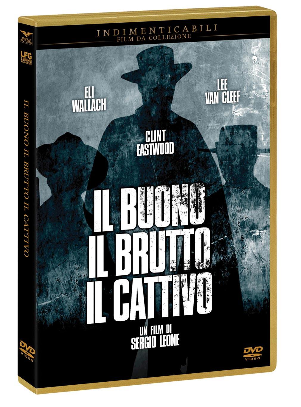 IL BUONO IL BRUTTO E IL CATTIVO (INDIMENTICABILI) (DVD)
