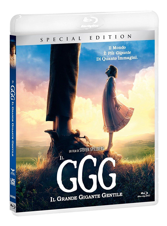 IL GGG - IL GRANDE GIGANTE GENTILE - BLU RAY