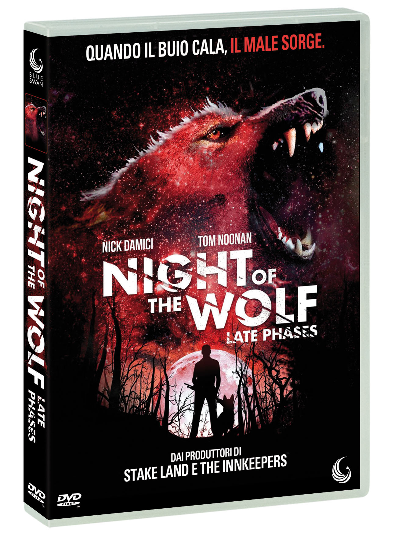 NIGHT OF THE WOLF - LATE PHASES (DVD)