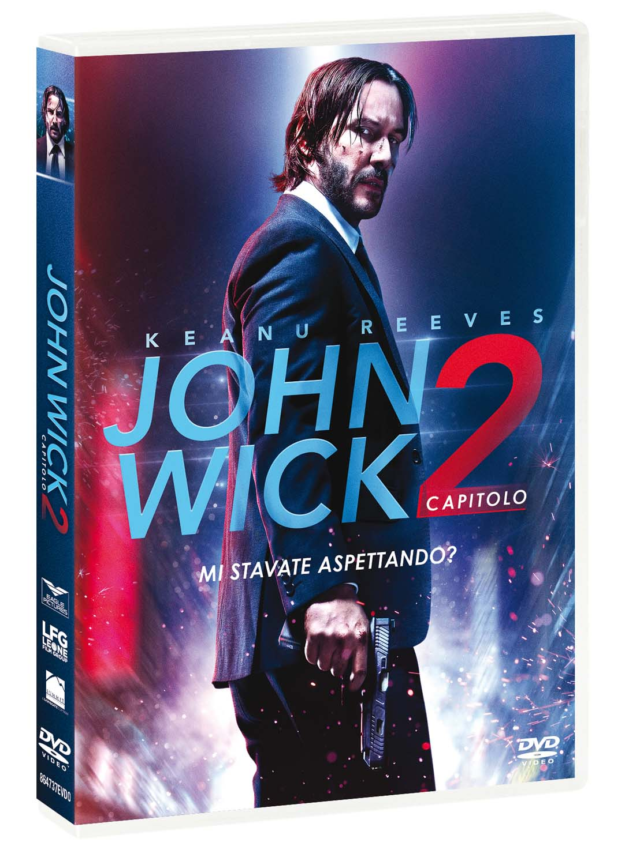 JOHN WICK - CAPITOLO 2 (DVD)