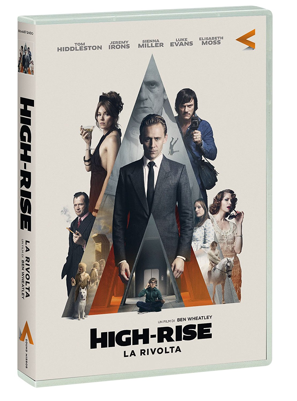 HIGH RISE - LA RIVOLTA (DVD)
