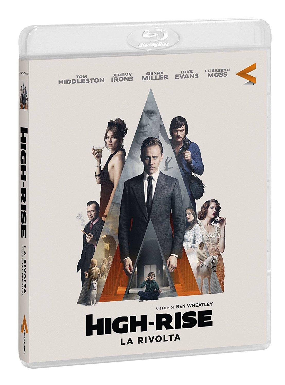 HIGH RISE - LA RIVOLTA - BLU RAY