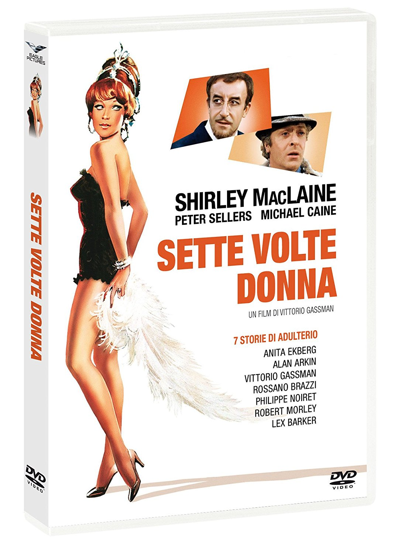 SETTE VOLTE DONNA (DVD)