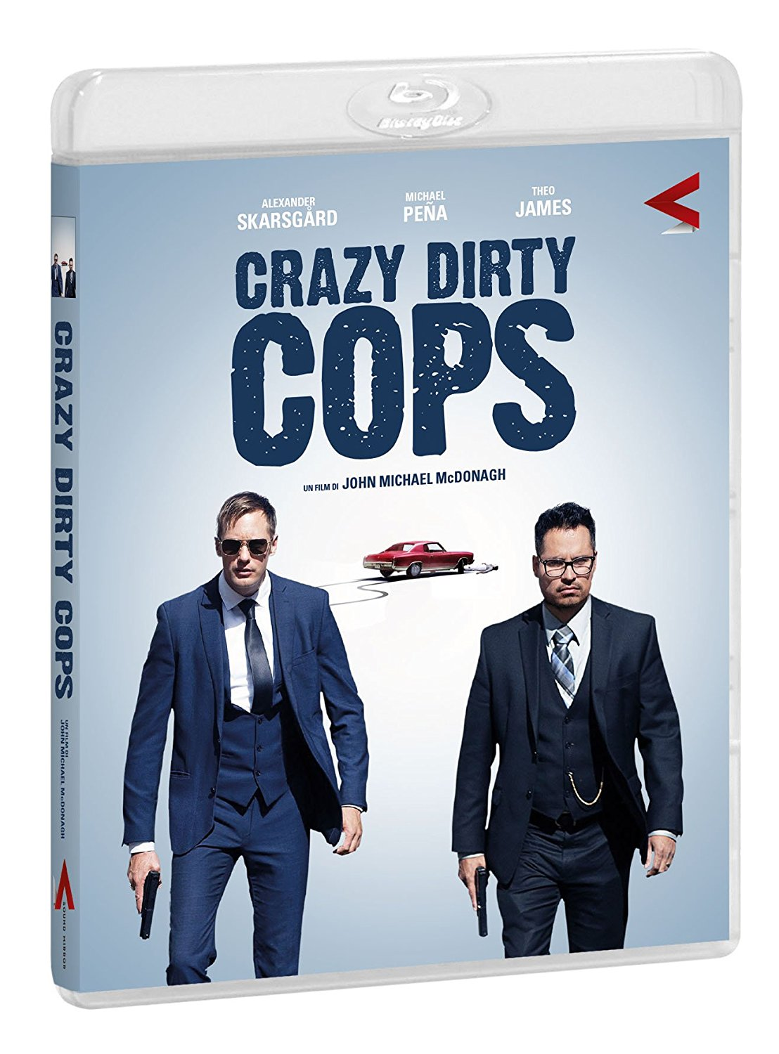 CRAZY DIRTY COPS - BLU RAY