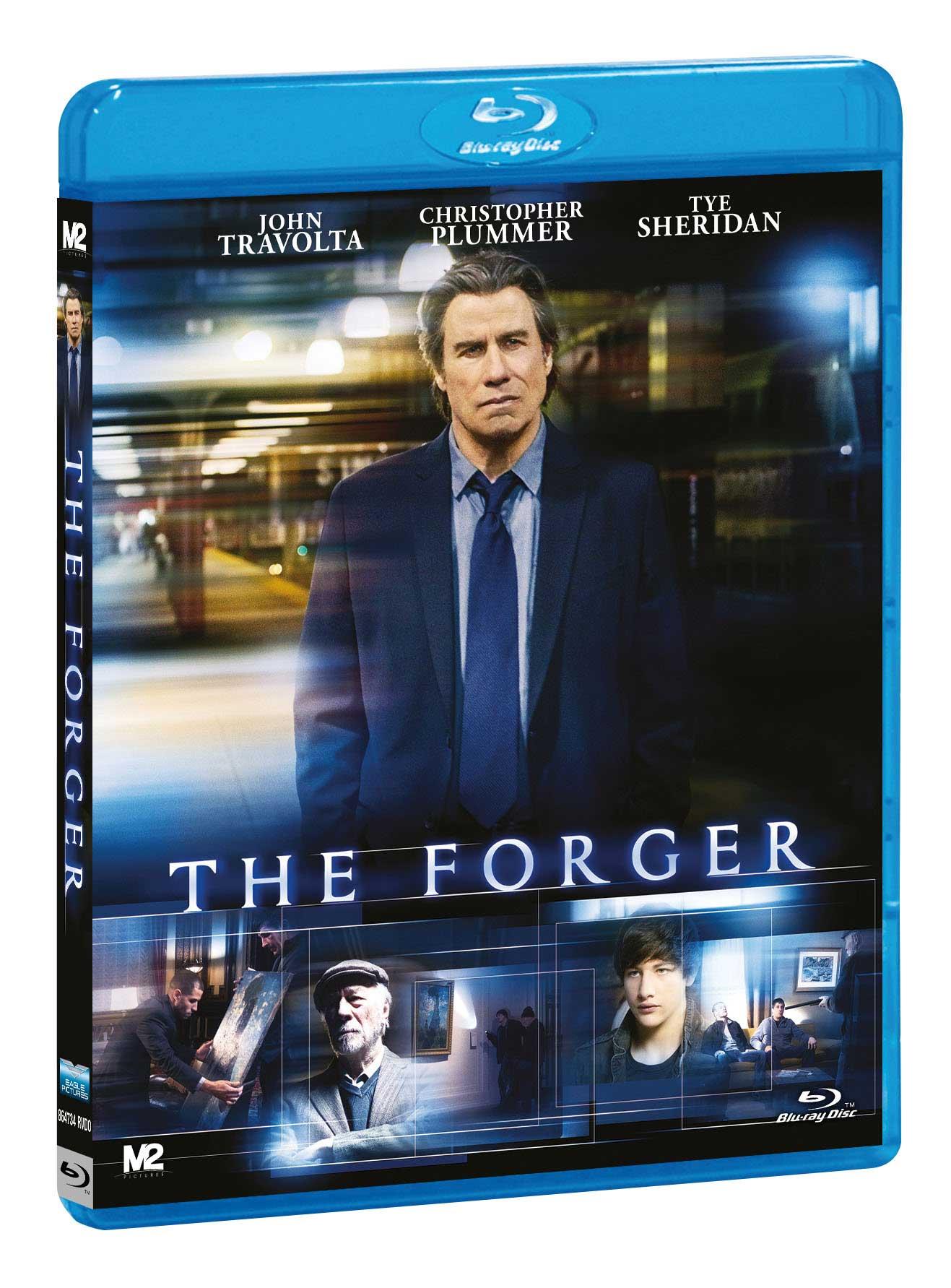 THE FORGER - IL FALSARIO - BLU RAY