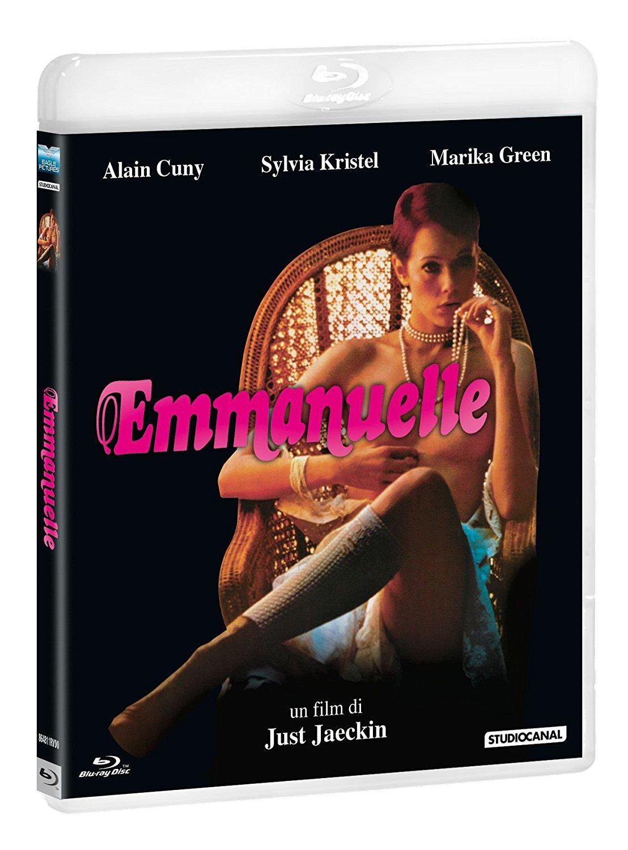 EMMANUELLE - RMX - BLU RAY