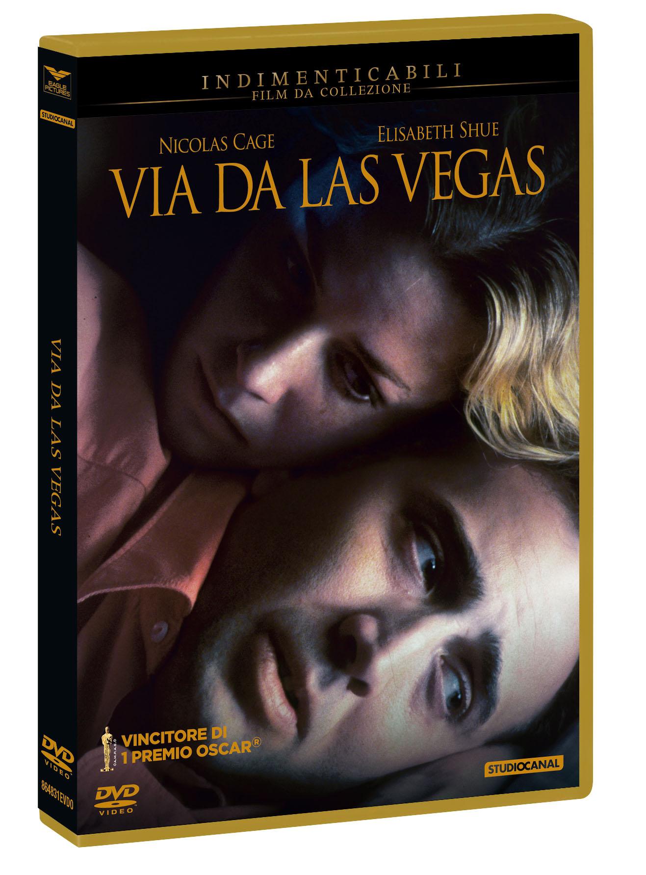 VIA DA LAS VEGAS (INDIMENTICABILI) (DVD)