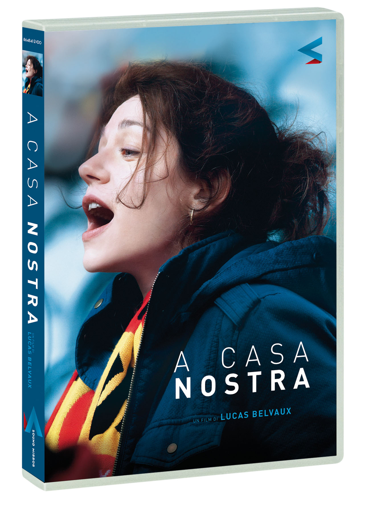A CASA NOSTRA - 2017 (DVD)
