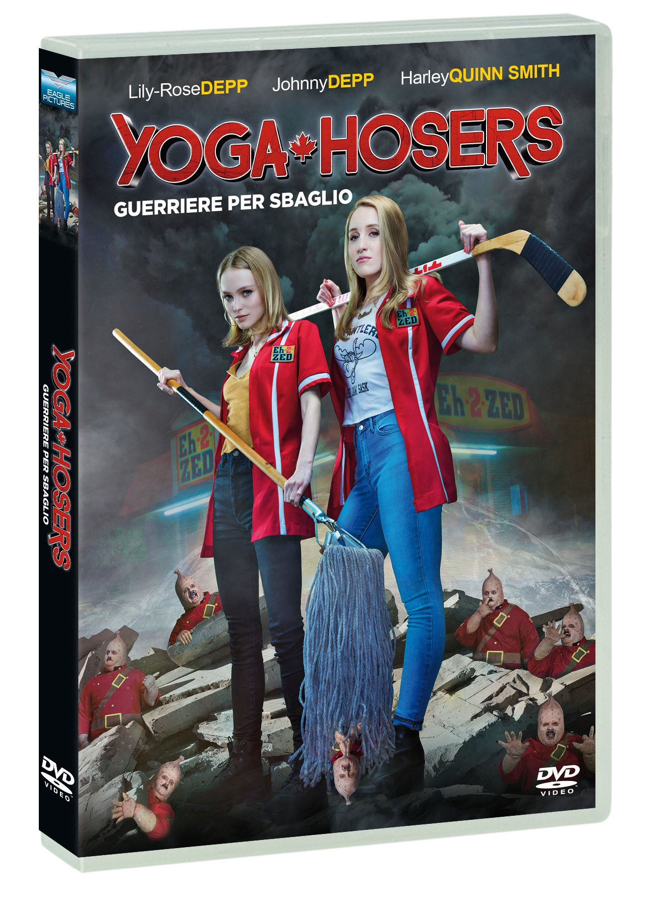 YOGA HOSERS - GUERRIERE PER SBAGLIO (DVD)