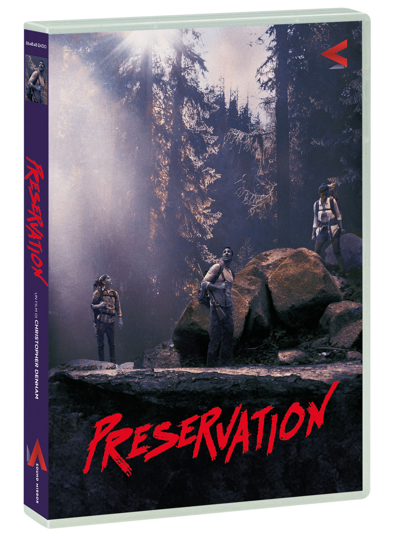 PRESERVATION (DVD)