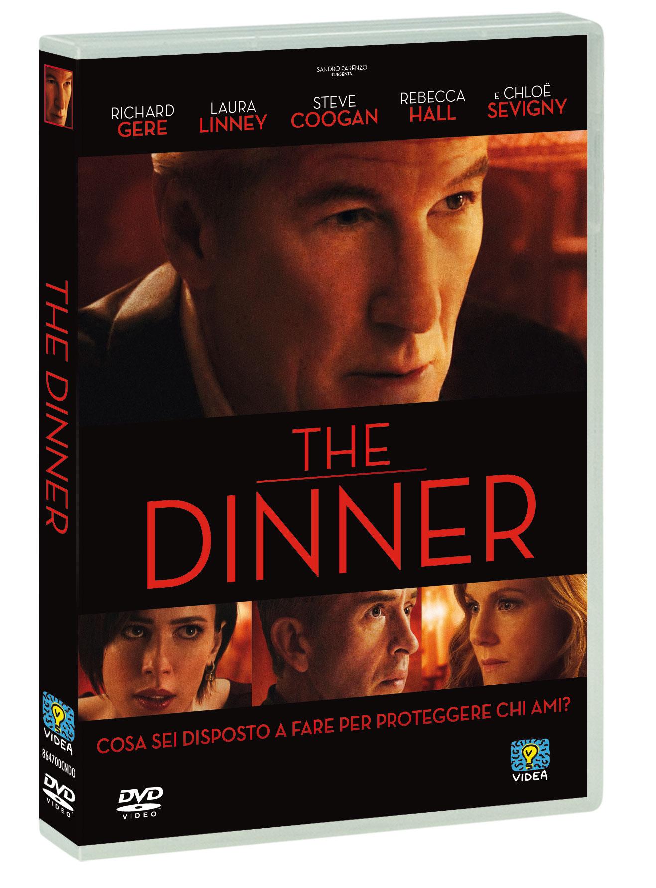 THE DINNER (DVD)