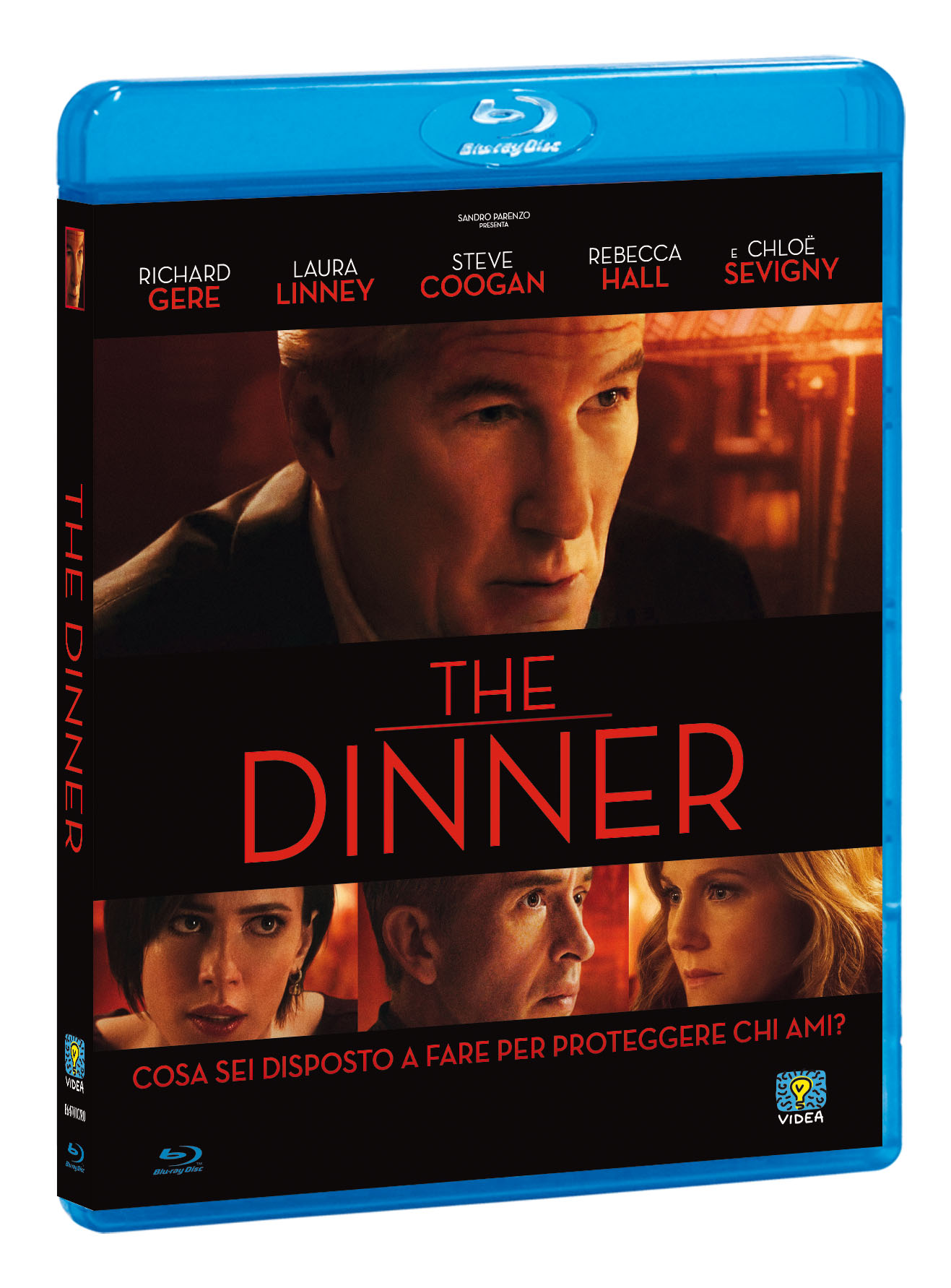 THE DINNER - BLU RAY