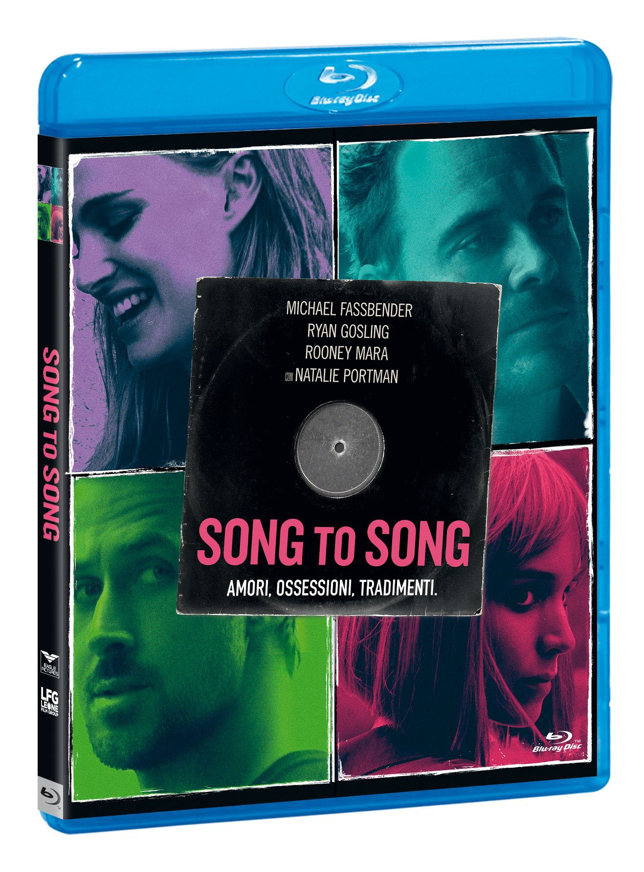 SONG TO SONG - BLU RAY
