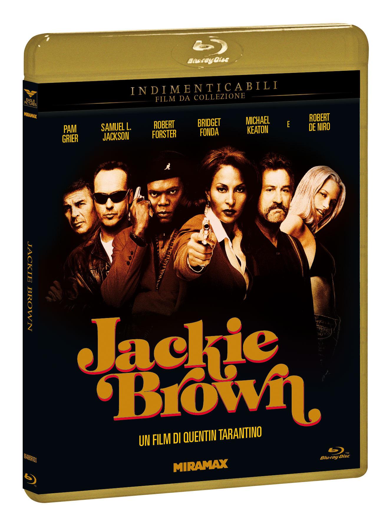 JACKIE BROWN (INDIMENTICABILI) - BLU RAY