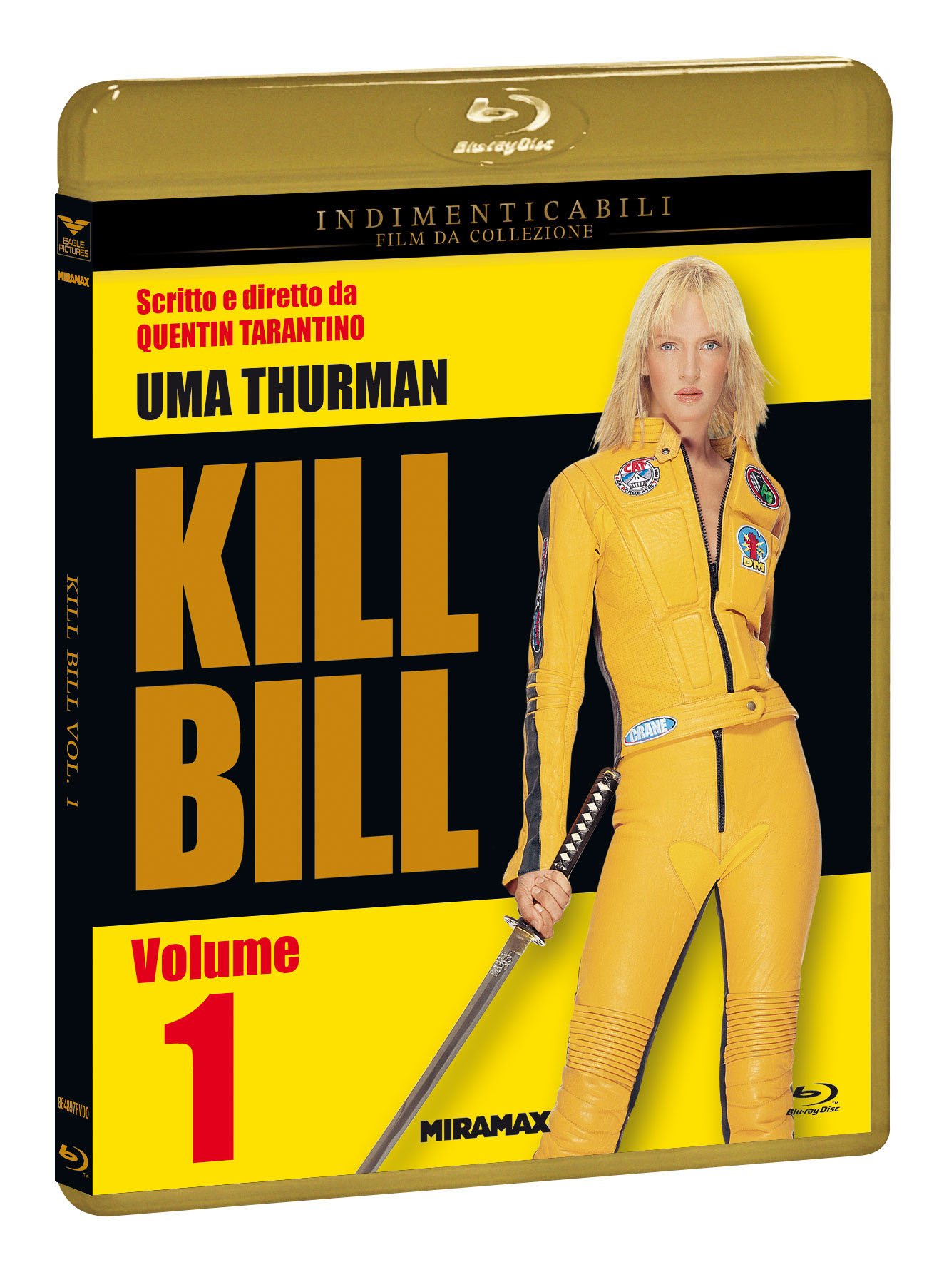 KILL BILL VOL.1 (INDIMENTICABILI)