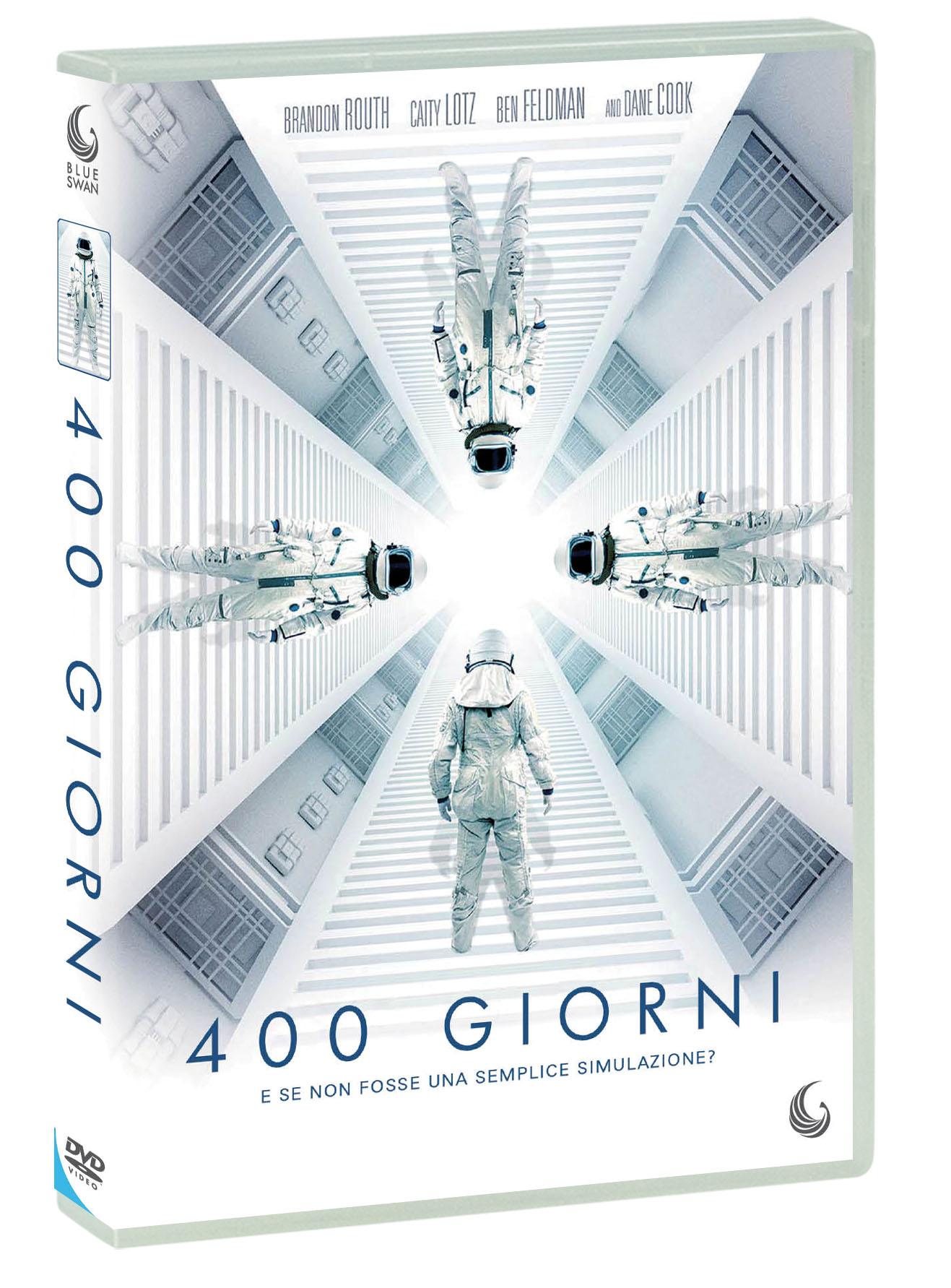 400 GIORNI (DVD)