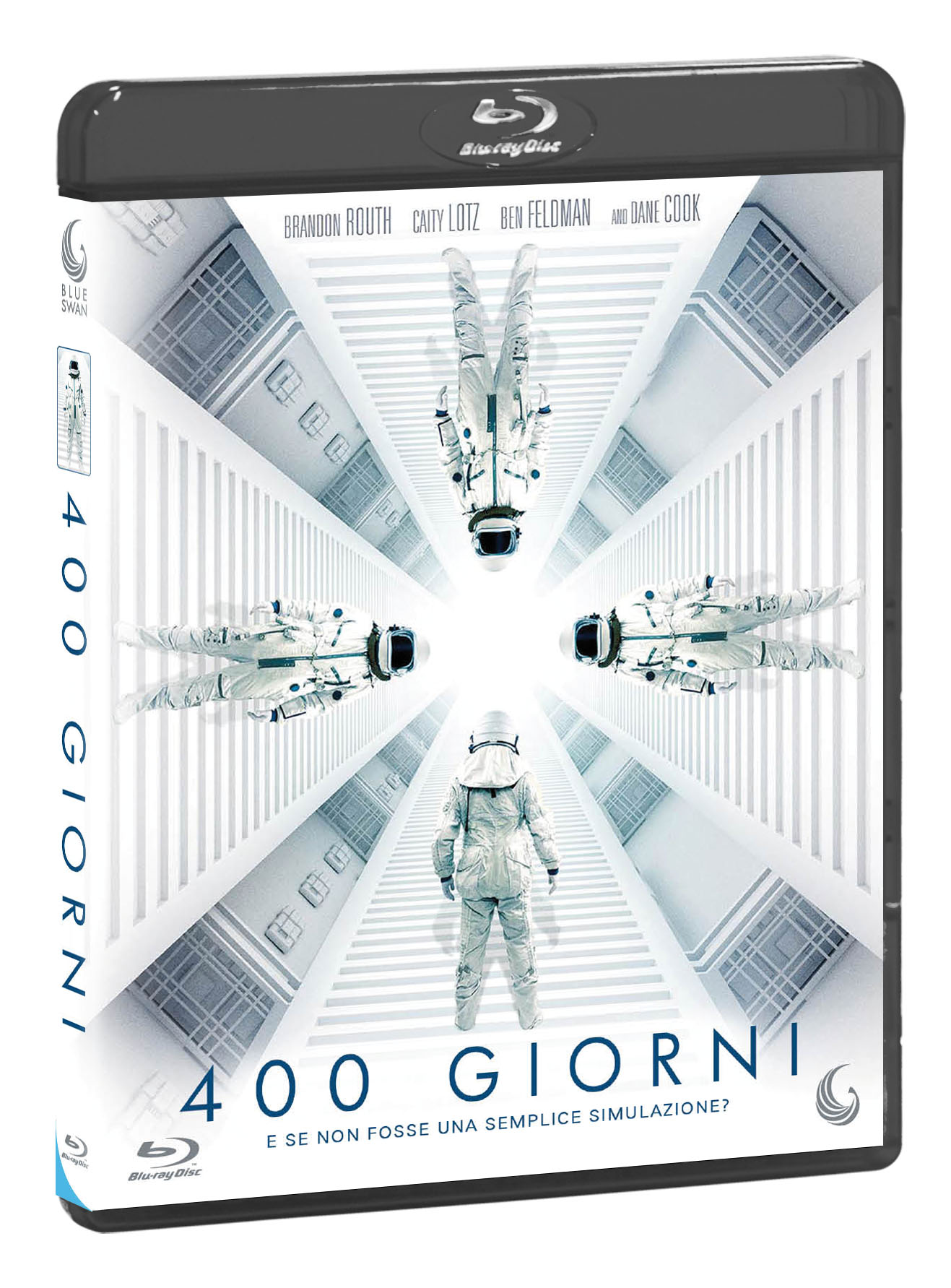 400 GIORNI - BLU RAY