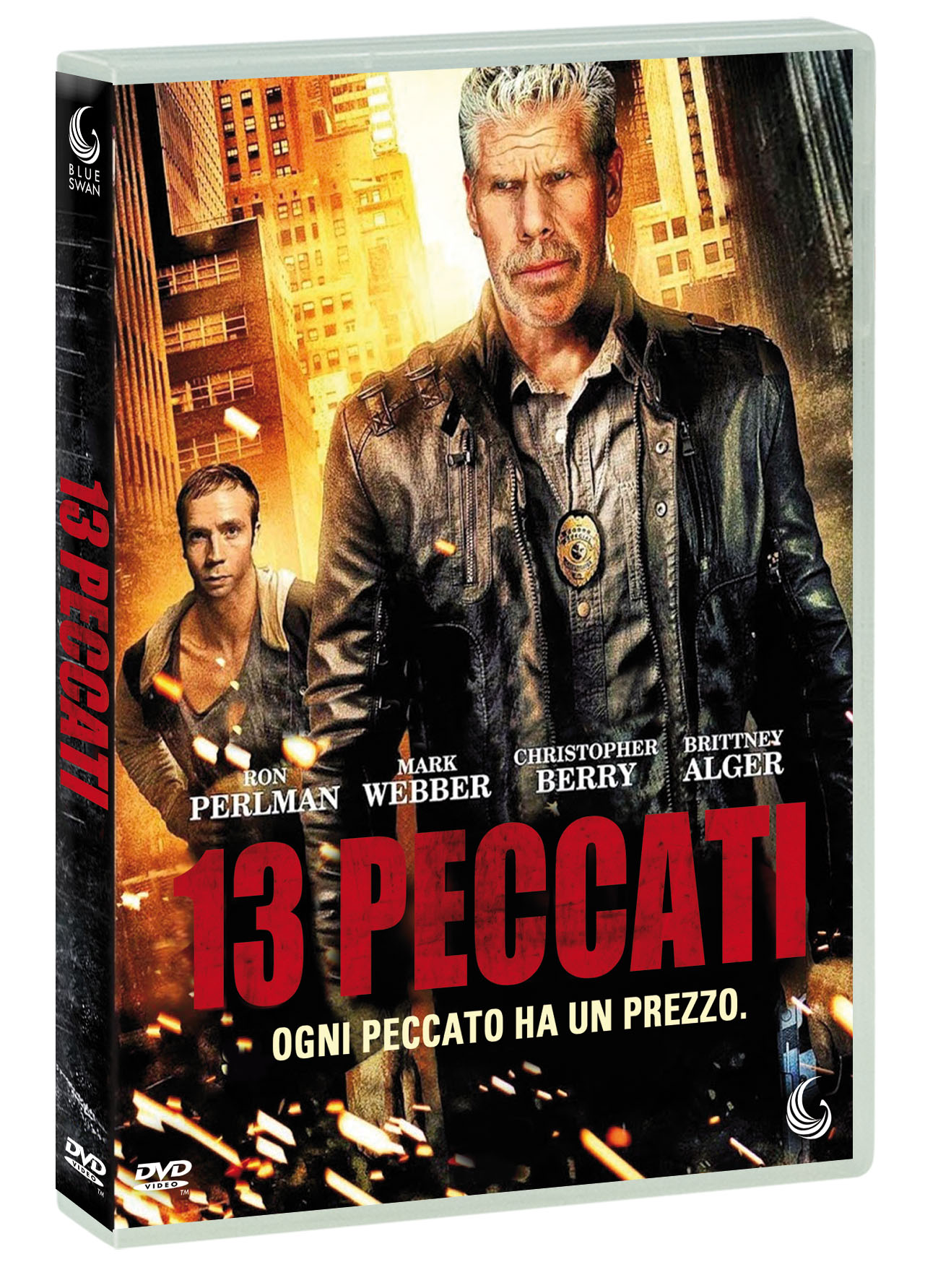 13 PECCATI (DVD)