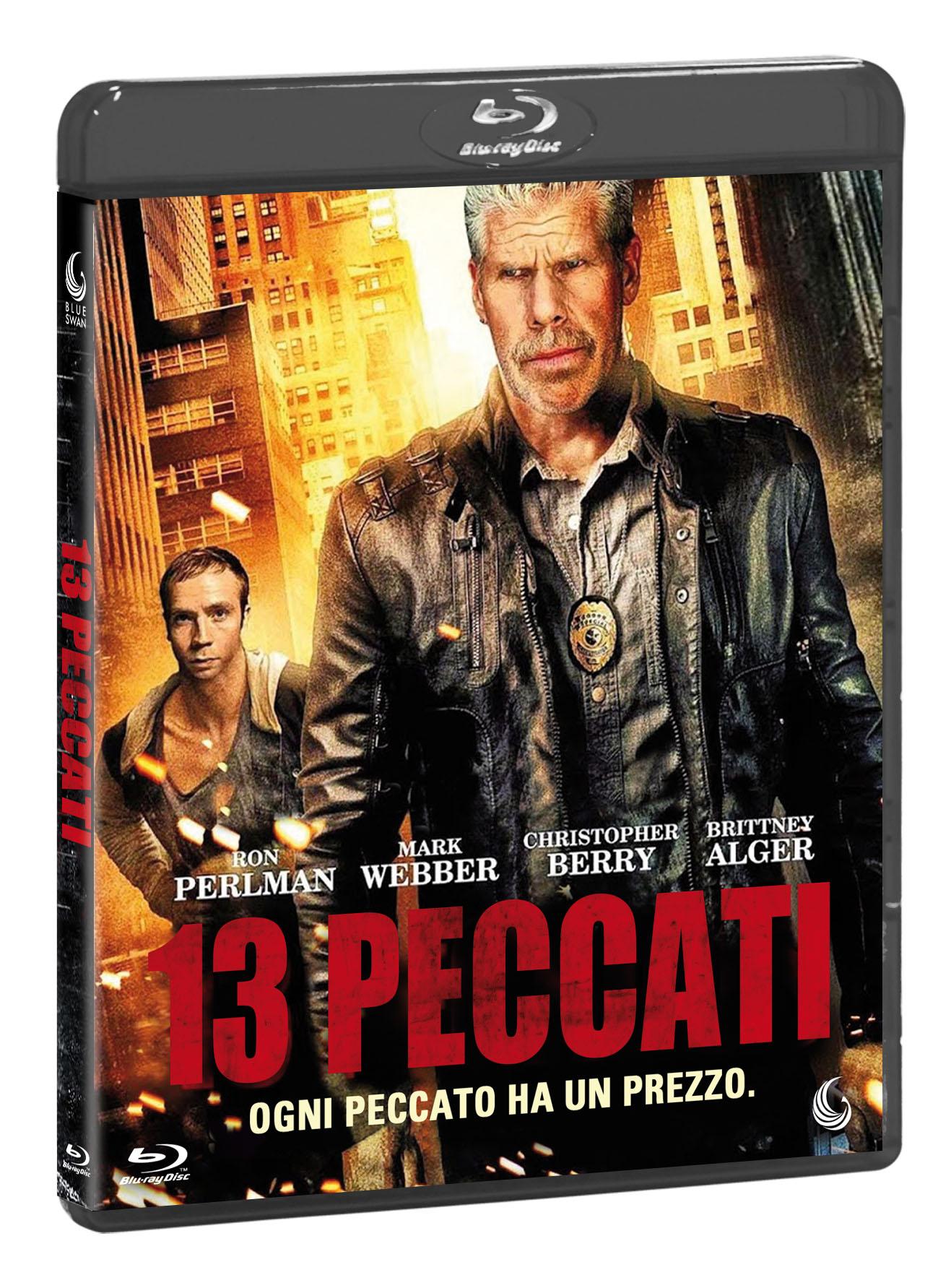 13 PECCATI - BLU RAY