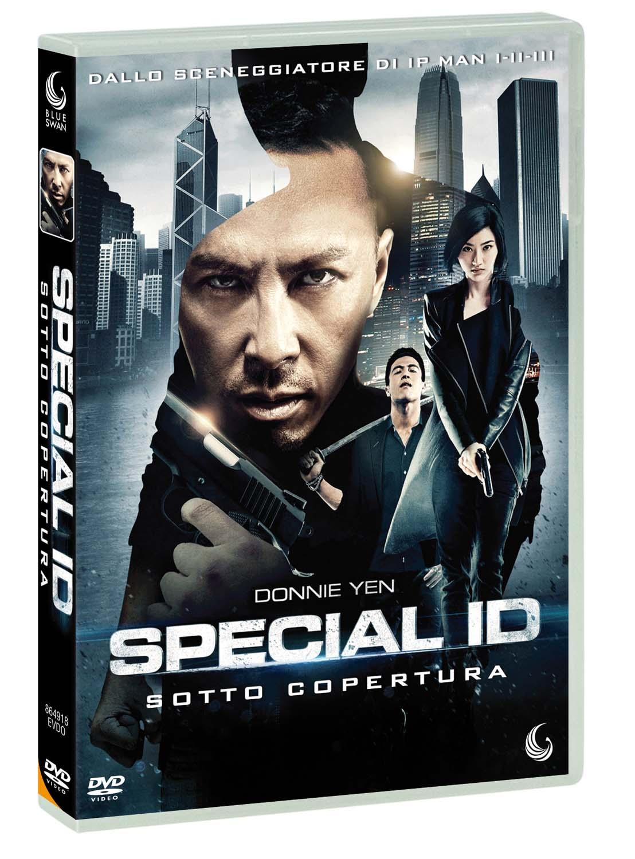 SPECIAL ID - SOTTO COPERTURA (DVD)