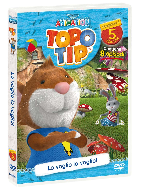 TOPO TIP - LO VOGLIO LO VOGLIO! (DVD)