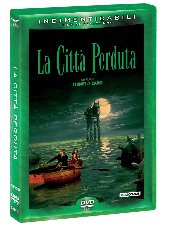 LA CITTA' PERDUTA -(INDIMENTICABILI) (DVD)