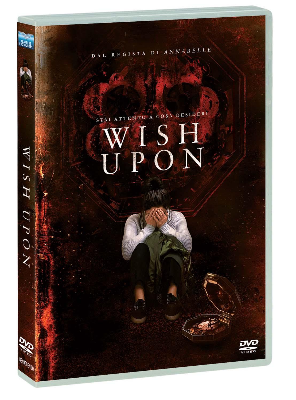 WISH UPON (DVD+CARD TAROCCO DA COLLEZIONE) (DVD)