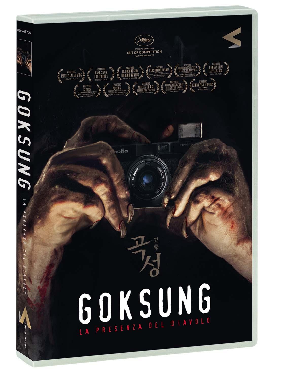 GOKSUNG - LA PRESENZA DEL DIAVOLO (DVD)