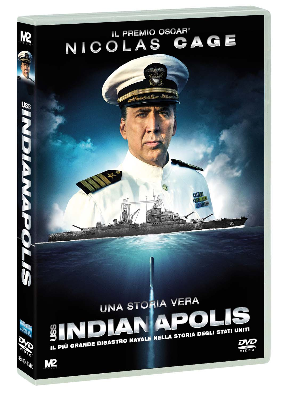 USS INDIANAPOLIS (DVD)
