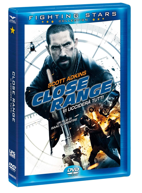 CLOSE RANGE - VI UCCIDERA' TUTTI (FIGHTING STAR) (DVD)