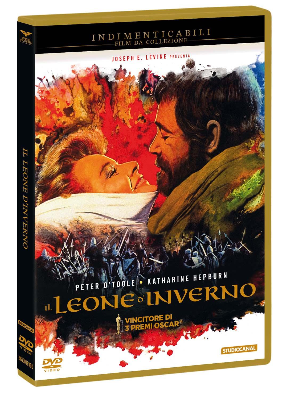 IL LEONE D'INVERNO (INDIMENTICABILI$6) (DVD)