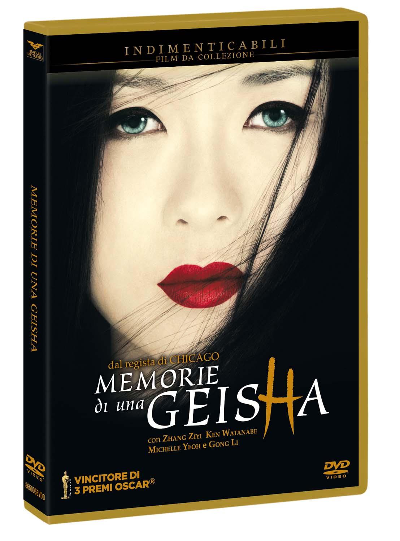 MEMORIE DI UNA GEISHA -(INDIMENTICABILI) (DVD)