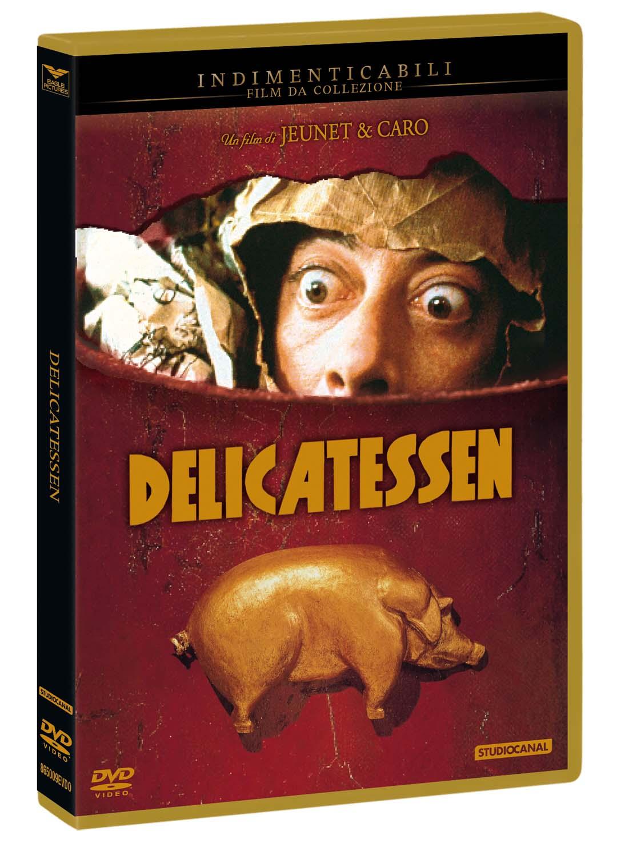 DELICATESSEN (INDIMENTICABILI) (DVD)